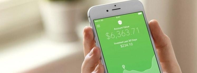 Acorns Financial App