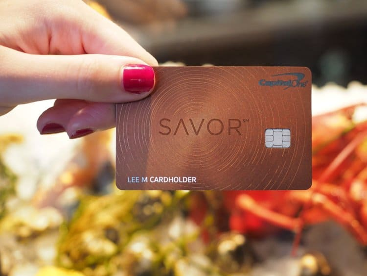 Capital Savor Rewards Bonus Offering