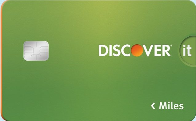 Discover It Miles Credit Card