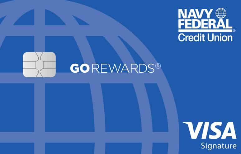 Navy Federal GO REWARDS