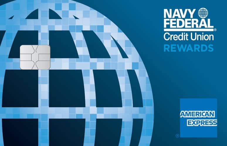 Navy Federal More Rewards American Express Card