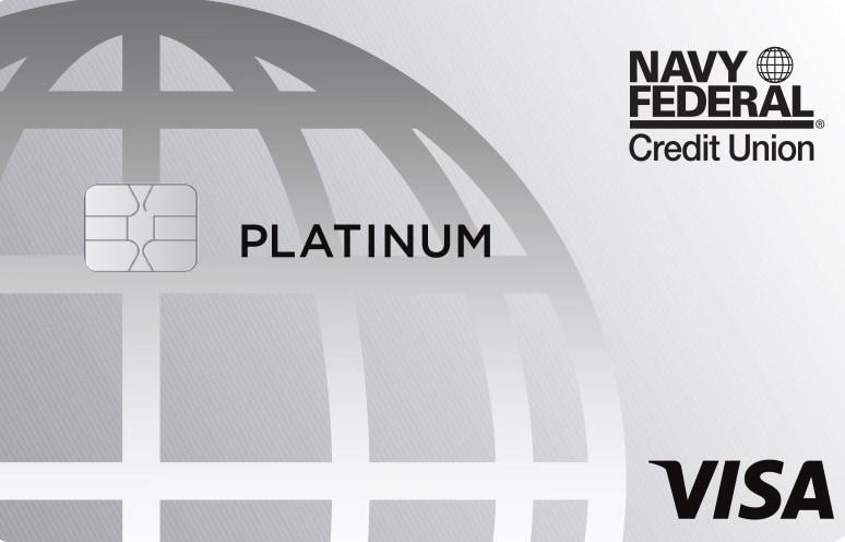 Navy Federal Platinum