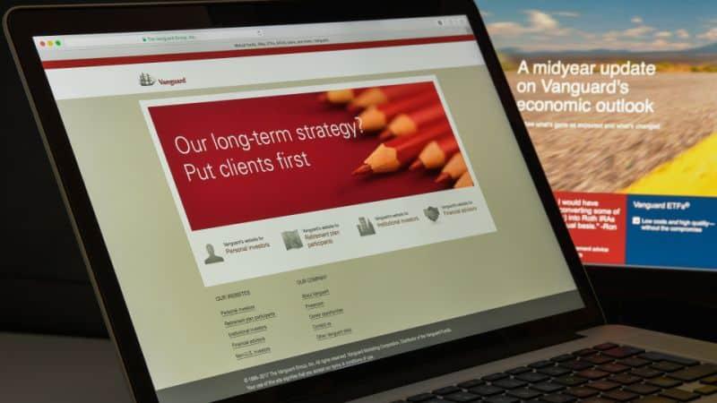 Vanguard Retirement Funds