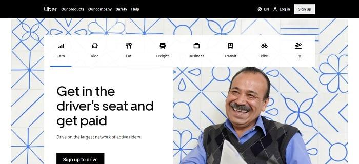 Uber Ridersharing Side Hustle