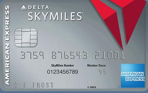 delta skymiles american express