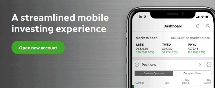 TD Ameritrade Mobile App