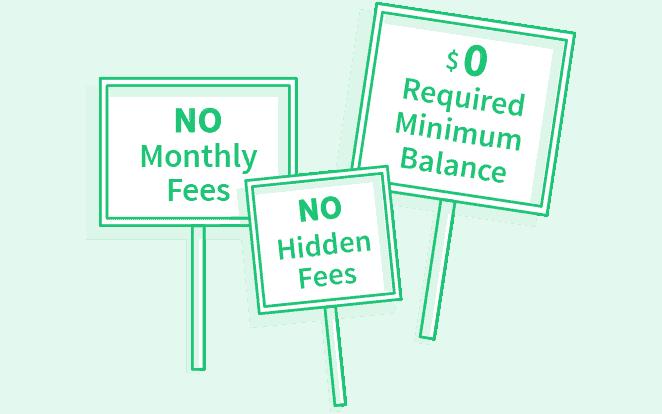 No Fee Banking
