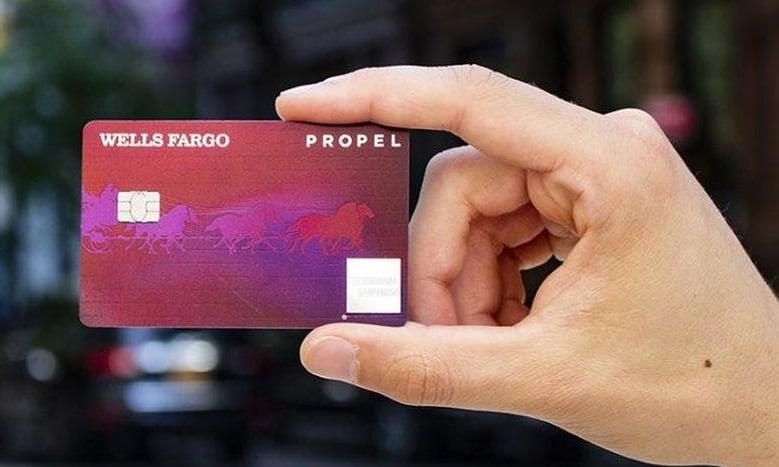 Wells Fargo American Express Propel Card