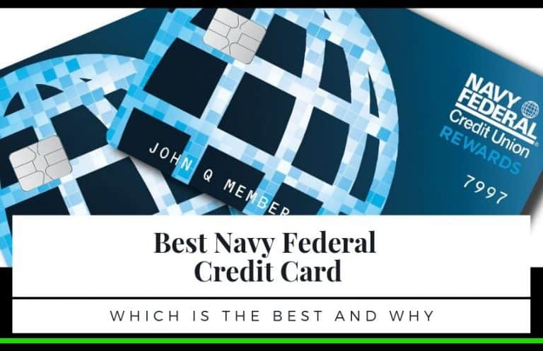 The Best Navy Federal Credit Card – Who's It For?