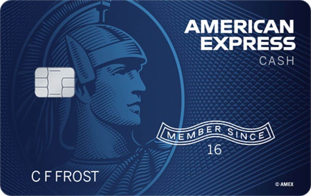 Blue Cash Preferred Card American Express