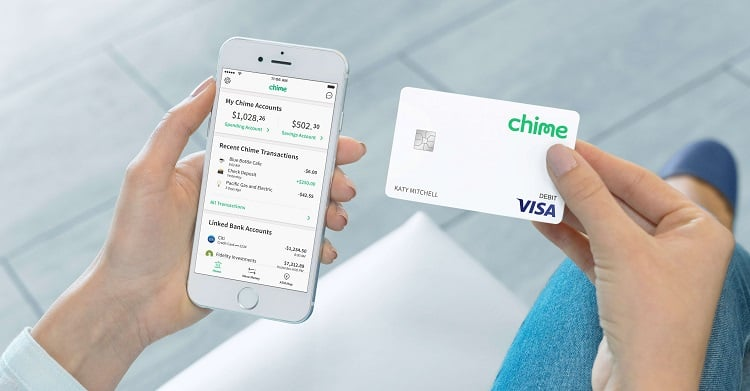 Chime Bank Spending Account Features