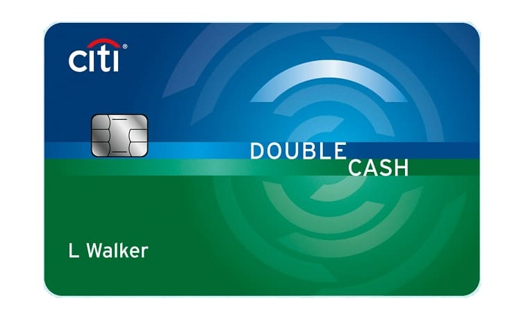 Citi Double Cash Back Card