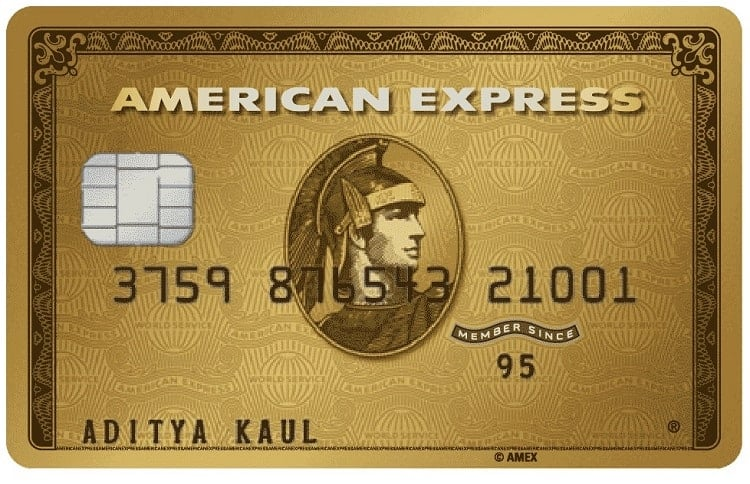 Gold Card by American Express