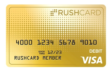 RushCard Banking Service
