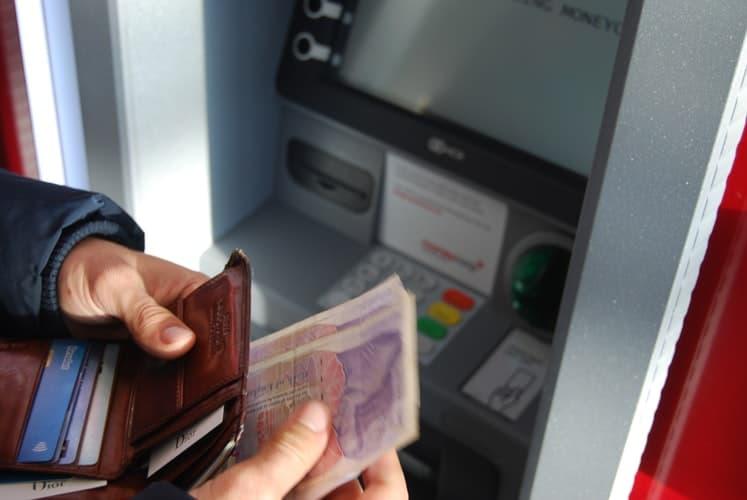 Bank ATM Services