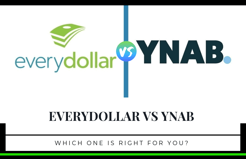 EveryDollar vs YNAB: Which One Is Right for You?