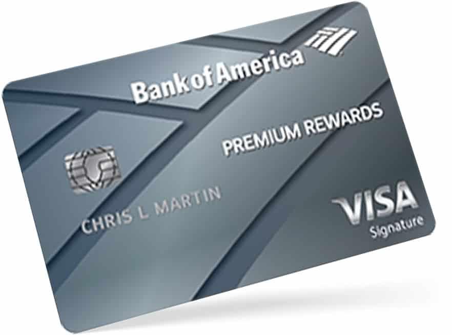 Premium Rewards Bank of America