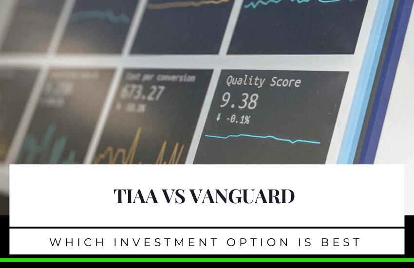 TIAA vs Vanguard: Two Long-Term Investing Options!
