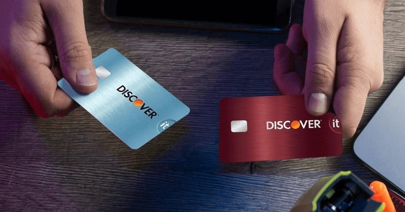 The Discover it Cash Back Card