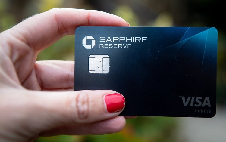 chase sapphire reserve uber