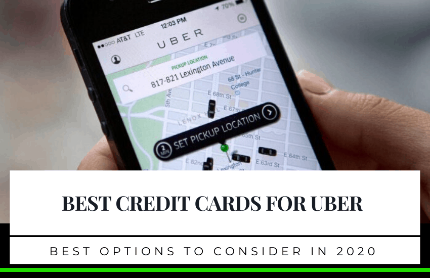 The Best Credit Cards for Uber in 2021 (& Tips for Using Uber)