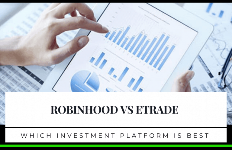 Robinhood vs eTrade: Which Is The Best?